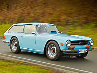 Estates that realy should have been | Retro Rides