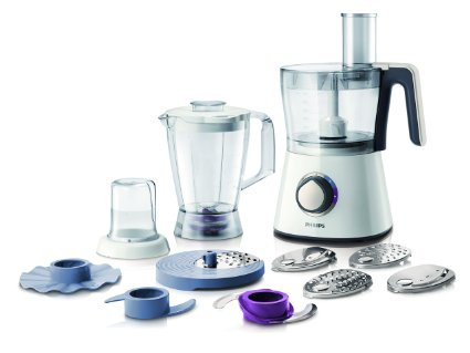 Philips HR7761/01 750 W Kitchen Food Processor with 2.1 L Bowl and Accessories for + 28 Functions: Amazon.co.uk: Kitchen & Home