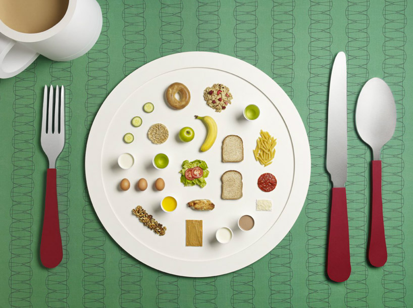 olympic athletes' meals by sarah parker + micheal bodiam