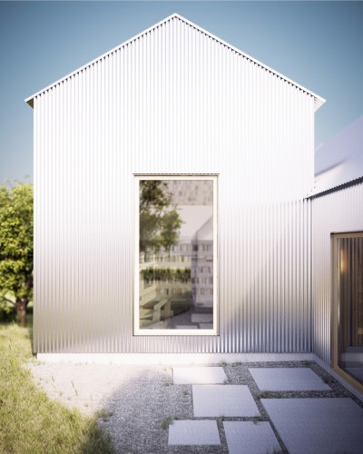 House for Mother - Minimalissimo