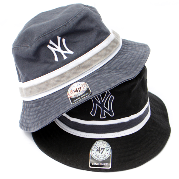 47  Brand   NY Yankees Bucket Hut  423b786da727