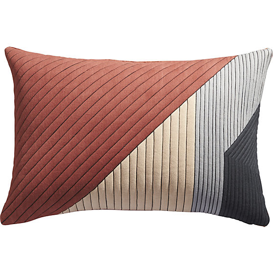 "pata 18""x12"" pillow 
