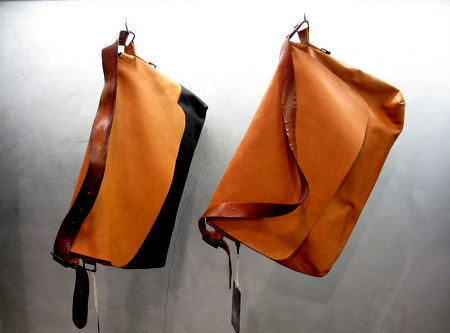 SUNSEA Big messenger bag | INSECTE SHOP STAFF BLOG