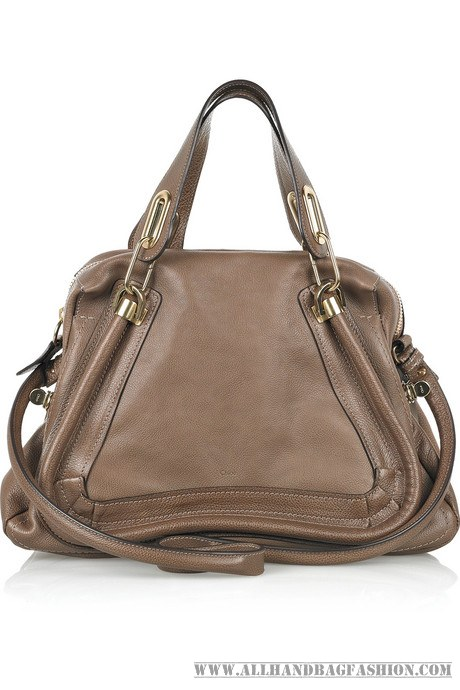 Chloe Paraty Medium leather tote bag?/? All Handbag Fashion