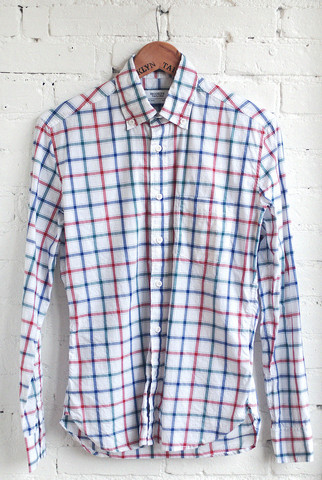 Brooklyn Tailors | SALE Multi-colored Large Check Shirt - BkT10