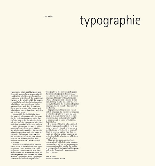 100 best Typefaces of all times