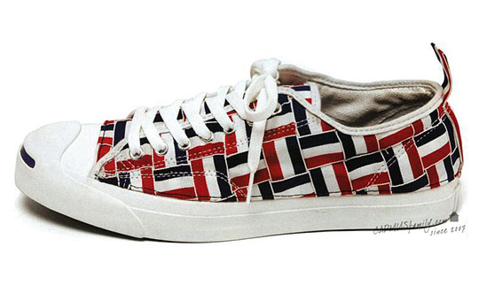 Thom Browne for Converse 100th Anniversary Sneaker | Selectism.com