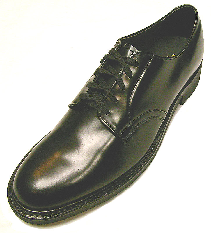 Deadstock 1980'S Walk-Over 397X プレーン・トウ Rubber Sole 11-B USA製 箱付 - Luby's (ルビーズ)