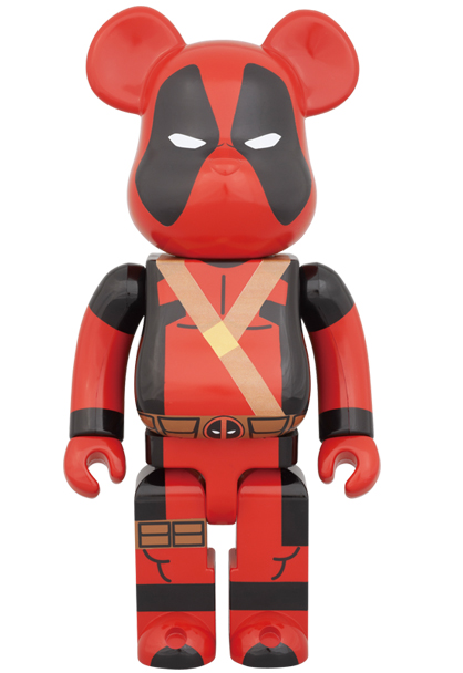 MEDICOM TOY - BE@RBRICK DEADPOOL 400%