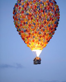 Jovial: Hot Air Balloon