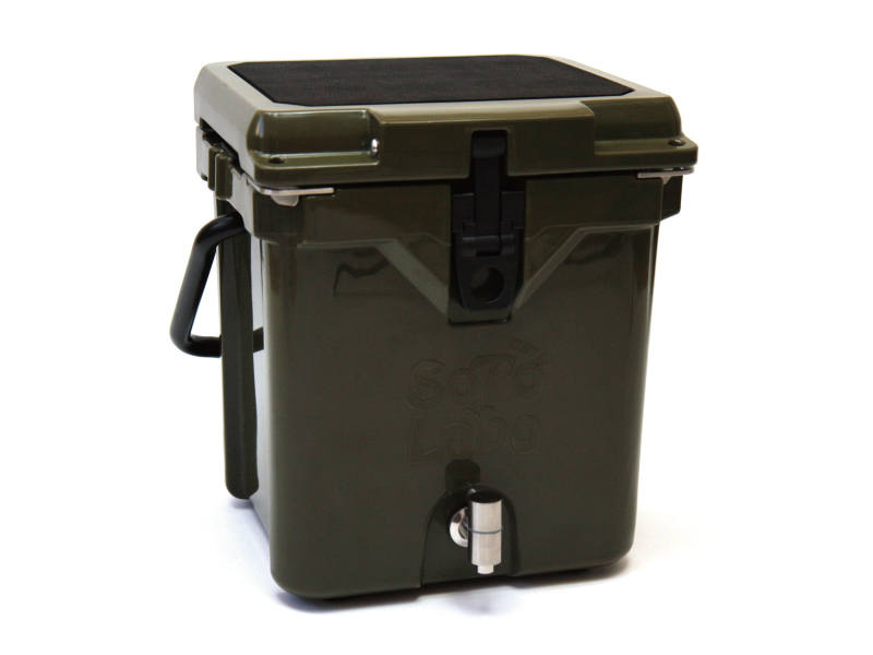 Cooler Jag 3gallon / Olive Drab | New products 2020 | | SotoLabo