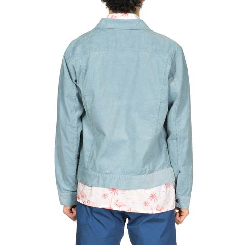 Type 111 Jean Jacket/ 14W Corduroy Light Blue – HAVEN