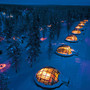 Glass Igloos with Magnificent Northern Lights Views - My Modern Metropolis