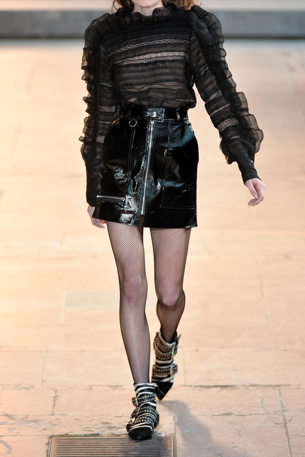 Isabel Marant | Rolling zebra-print calf hair, suede and leather ankle boots | NET-A-PORTER.COM