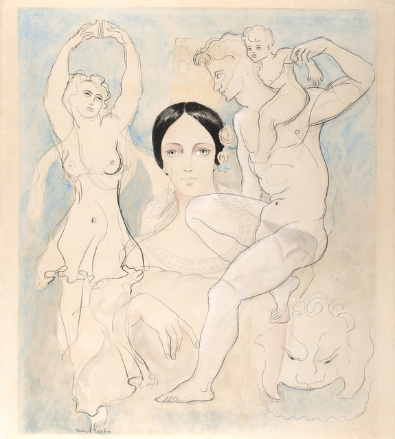 Francis Picabia   Pilar (ca. 1927)   Available for Sale   Artsy