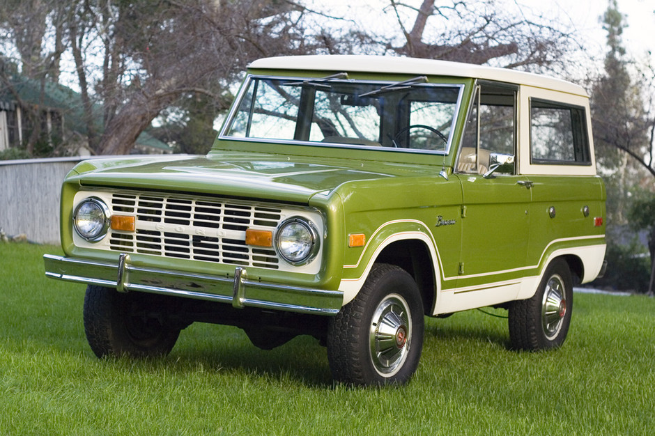 1974 Ford Bronco - Pictures - 1974 Ford Bronco picture - CarGurus