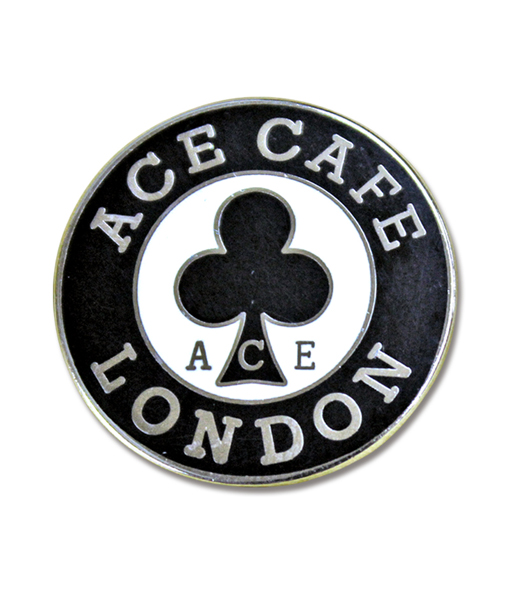 Ace Cafe London バッジ   ACE CAFE GC (エースカフェロンドン公式)