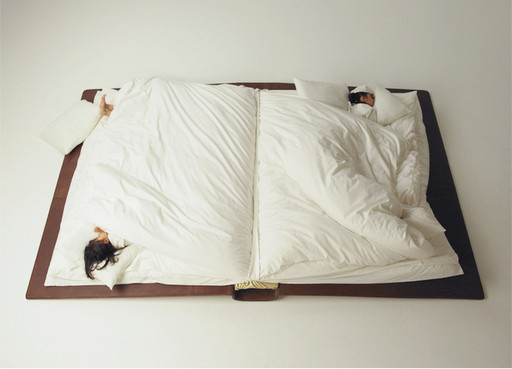 Book Bed for Kids by Yusuke Suzuki