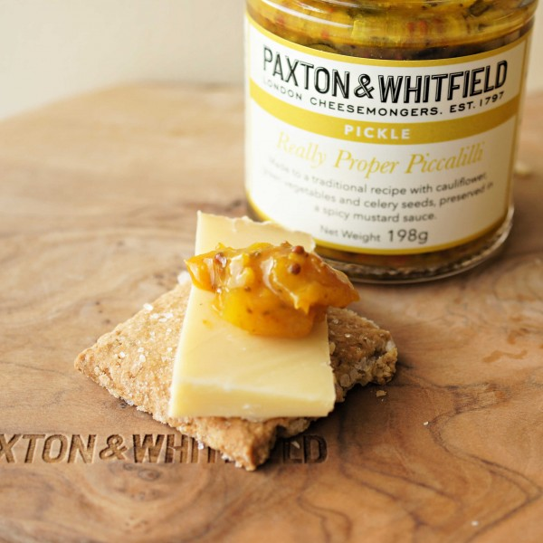 Really Proper Piccalilli | Paxton & Whitfield