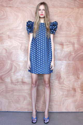 Dolly Dress by Karen Walker - Maximillia eBoutique