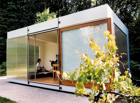 Outside In or Inside Out? - Homes - Dwell
