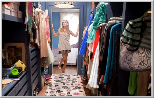 a fashion love affair: Dream Closet