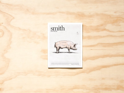 Smith Journal | Issue Two Australian Men's Magazine full of photography, stories, people, adventures, interesting conversations and gentlemanly style