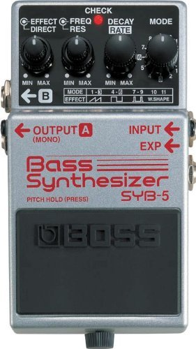 Amazon.com: Boss SYB-5 Bass Synthesizer: Musical Instruments