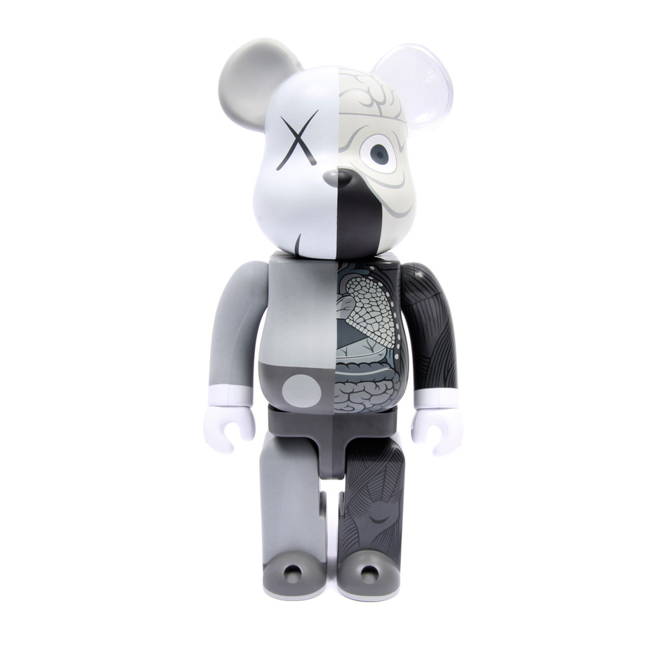 Kidrobot Discussion Boards ? View topic - KAWS 1000% ORIGINAL FAKE DISSECTED BE@RBRICK MICHAEL LAU