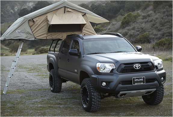 Toyota Tacoma by Xplore Vehicles | dtail™