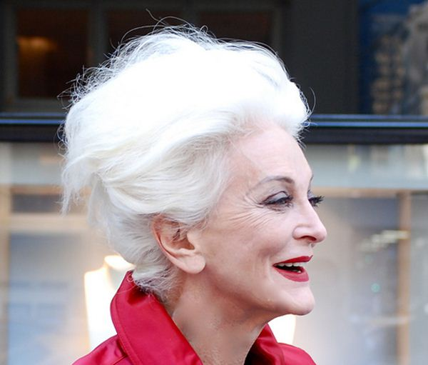 Carmen Dell Orefice The Beautiful Oldest Model | JogjaEntertain.com