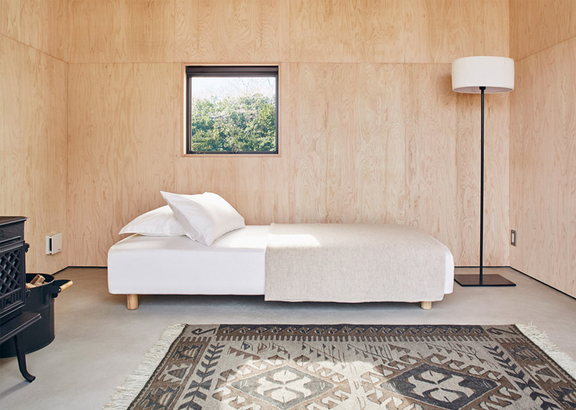 MUJI's minimalist micro huts now available for purchase