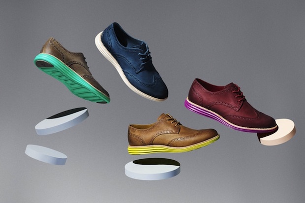 Nike x Cole Haan LunarGrand Leather | SLAMXHYPE