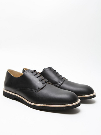 T & F Slack Men's Traditional Derby Shoe with Micro Sole at セレクトショップ oki-ni