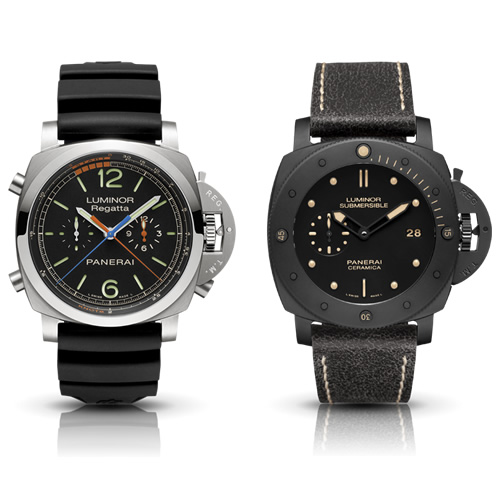 Panerai SIHH 2013 Releases