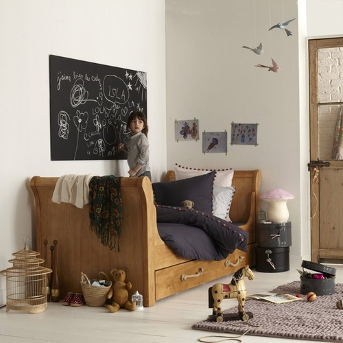 kids rooms / Housse de couette percale Patati, Am.Pm | We Heart It