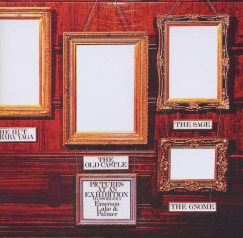 Amazon.co.jp: Pictures at An Exhibition: Emerson Lake & Palmer: 音楽