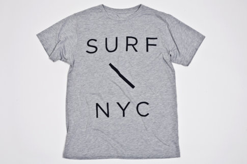 Saturdays Surf NYC | Online Store | Surf Slash T-Shirt
