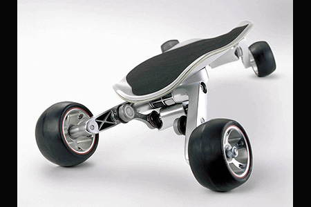 The 360 Skateboard and the Streetcarver update the classic skateboard - SlashGear