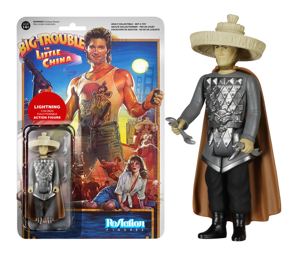 ReAction: Big Trouble in Little China - Lightening | Funko