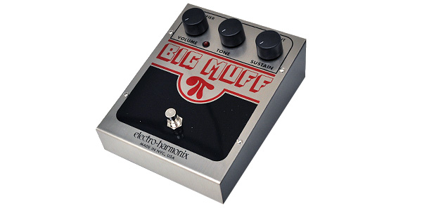 Amazon.com: Electro-Harmonix Big Muff Pi (USA): Musical Instruments