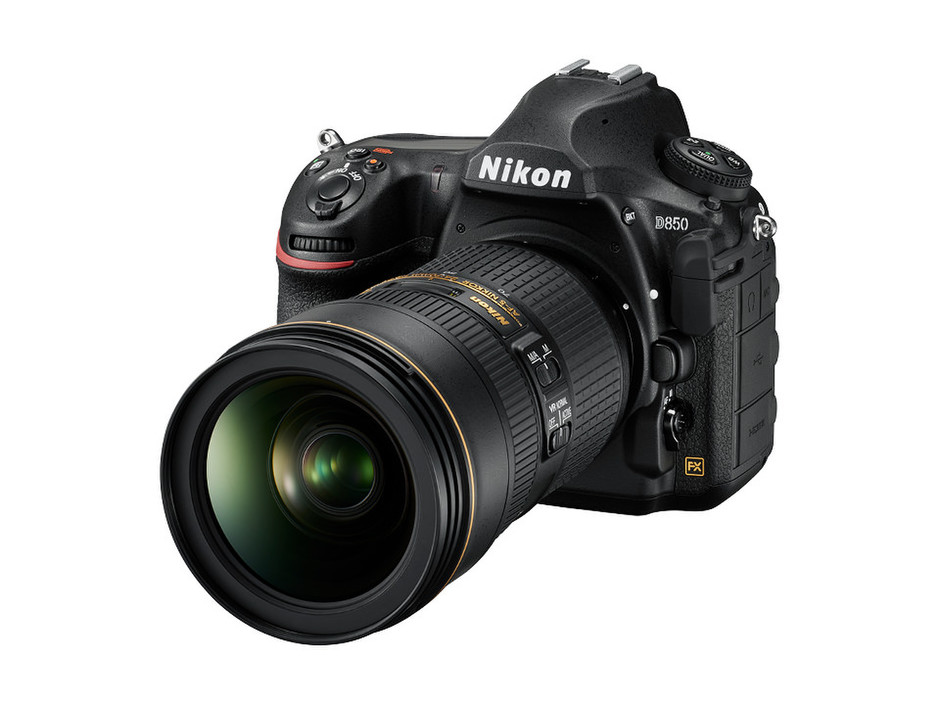 "This appears to be the first ""partial"" picture of the new Nikon D850 DSLR camera 