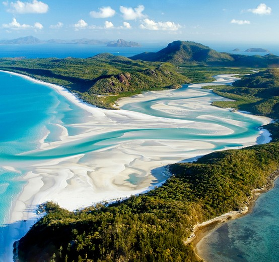 Whitehaven Beach - Tourism Whitsundays QLD