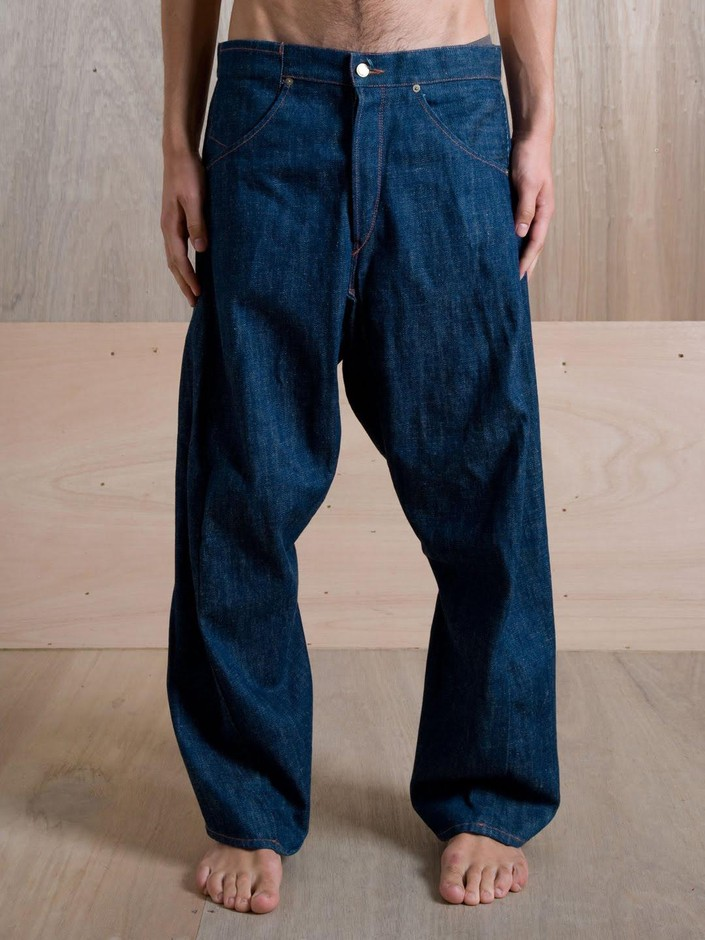 Levi's red archive 1st giant fit jeans - Paperblog