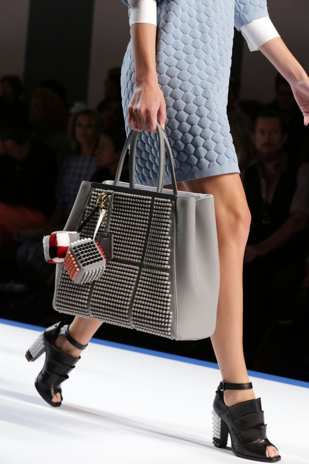 FENDI Woman SS13 Ready to wear Fashion show 14/49