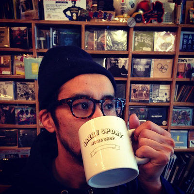 """JAZZY SPORT MUSIC SHOP """"Coffee Cup"""""""