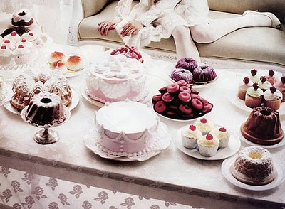 SERENDIPITY IS LIFE: Marie Antoinette's Sweets & Many Many Others
