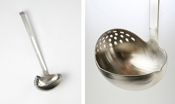 The Spoon Sisters Straining Ladle