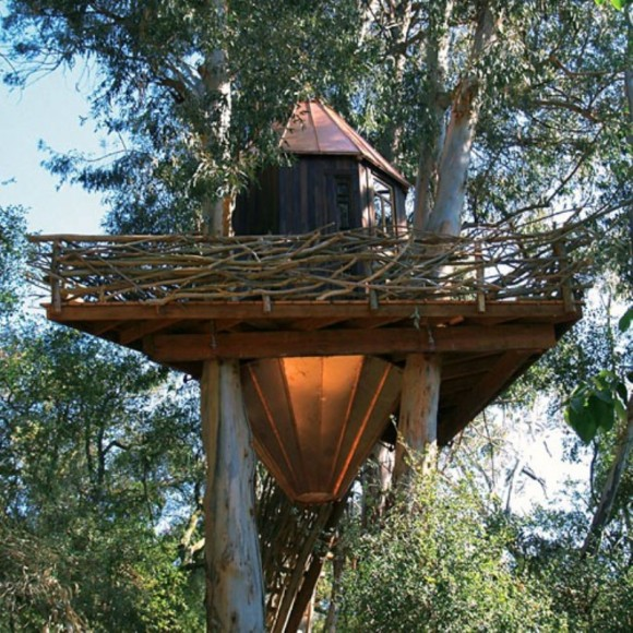 Gallery Of Awesome Treehouses (20 Pics) | Fork Party