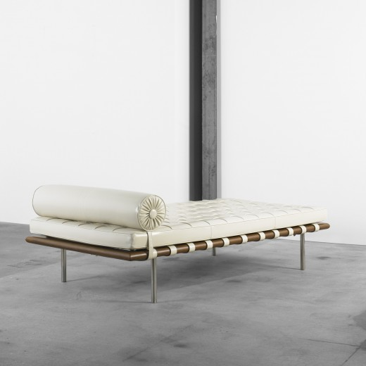 232: Ludwig Mies van der Rohe / Barcelona daybed < Modern Design, 12 October 2010 < Auctions | Wright